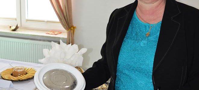Grażyna Demianiuk zdobyła II miejsce w konkursie kulinarnym na 'Najlepszą potrawę z kasz'