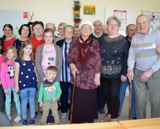 Szkolenie z Banku Żywności w Siedlcach w Dziennym Domu Senior+